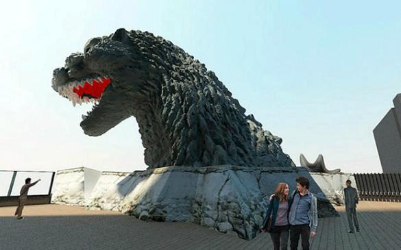 Godzilla Hotel - Tokyo, Japan