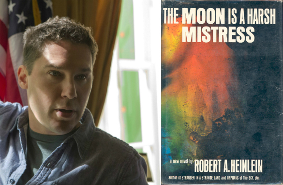 Bryan Singer / The Moon Is a Harsh Mistress