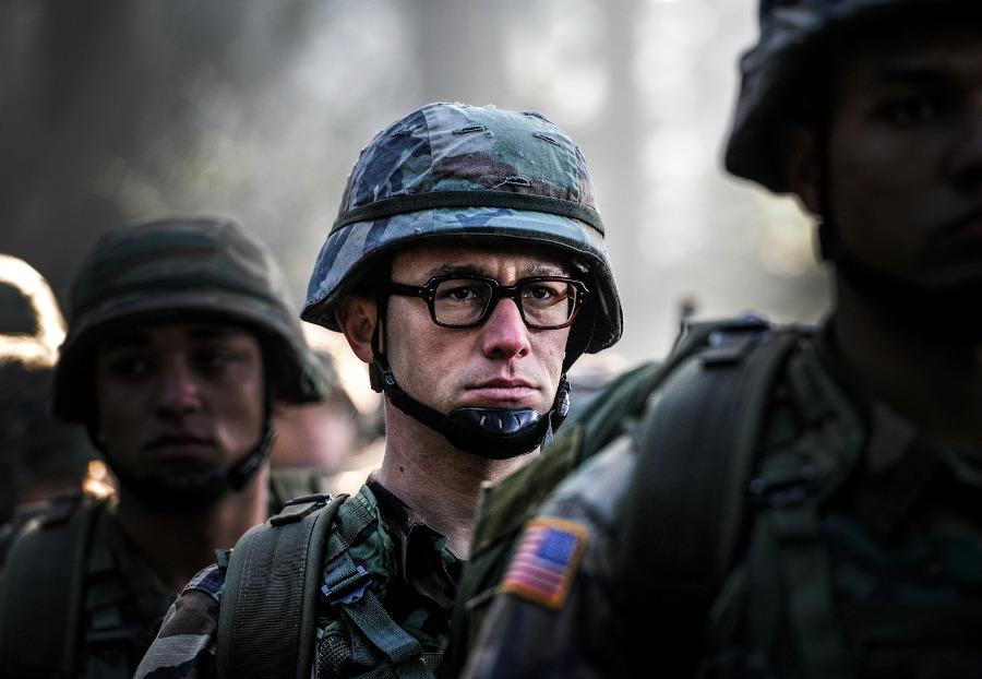 First Look: See Joseph Gordon-Levitt as Edward Snowden in Oliver Stone's 'Snowden'...