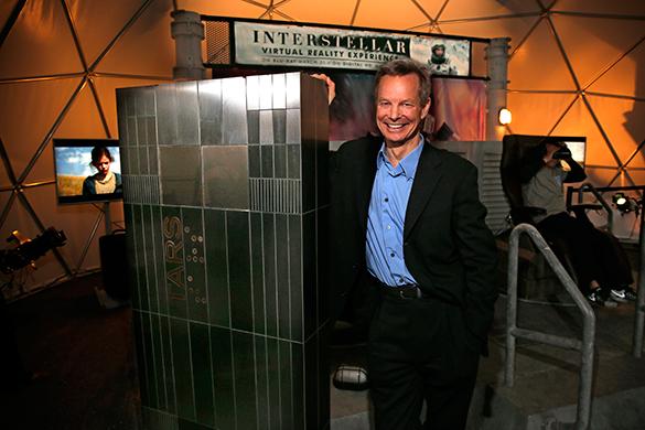 'Interstellar' Actor Bill Irwin Explains How Bringing TARS to Life Finally Made Christopher Nol...