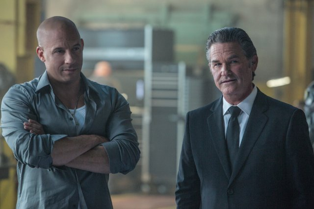 Vin Diesel Reveals the First Details About Who Will Be in 'Fast & Furious 8'...