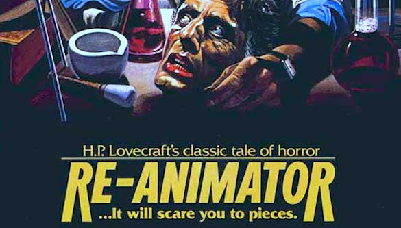 If Classic Horror Movie Posters Came to Life...