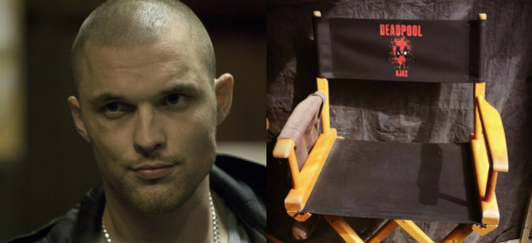 Ed Skrein in Ill Manors; Deadpool