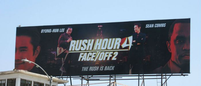 Watch Two Sequels Become One Movie in 'Rush Hour 4: Face/Off 2' Trailer...