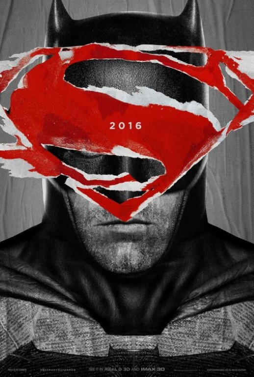 New Movie Posters: 'Batman v Superman,' 'Magic Mike XXL,' 'Fantastic Four' and More...