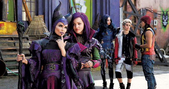 'Descendants' Trailer: What If Disney Villains All Had Kids?...