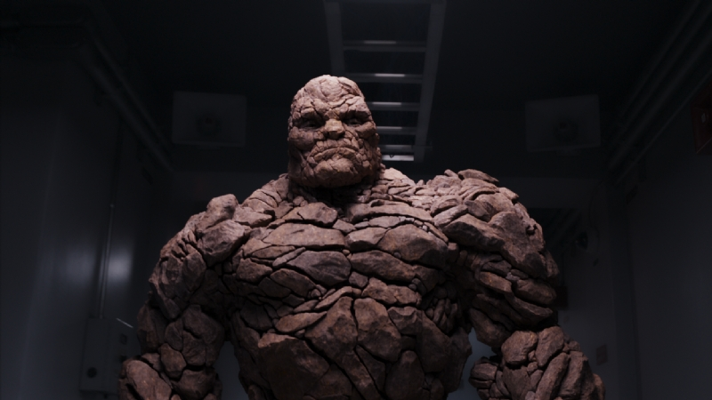 New Fantastic Four The Thing
