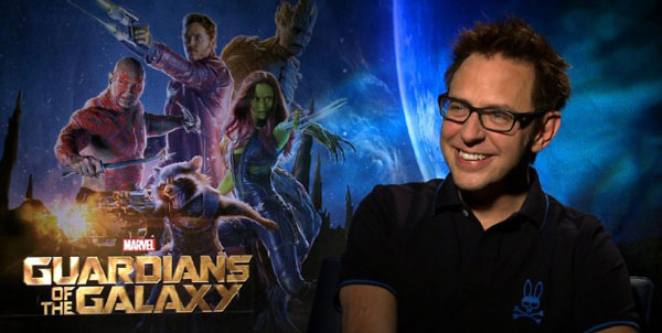 James Gunn - Guardians of the Galaxy
