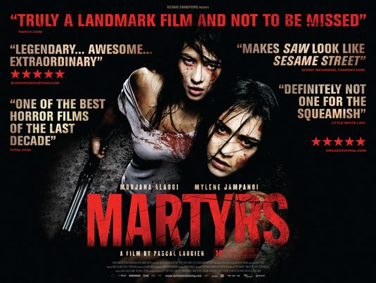 The Last Horror Blog: Why 'Martyrs' Is The Best Horror Film of the Century