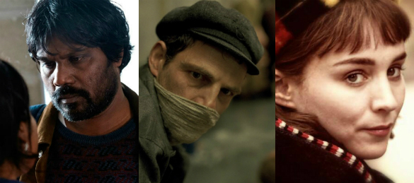 Dheepan / Son of Saul / Carol