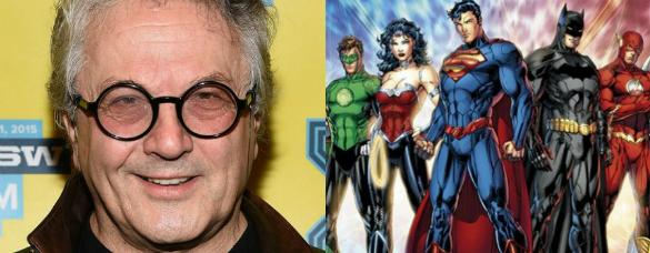 George Miller / Justice League