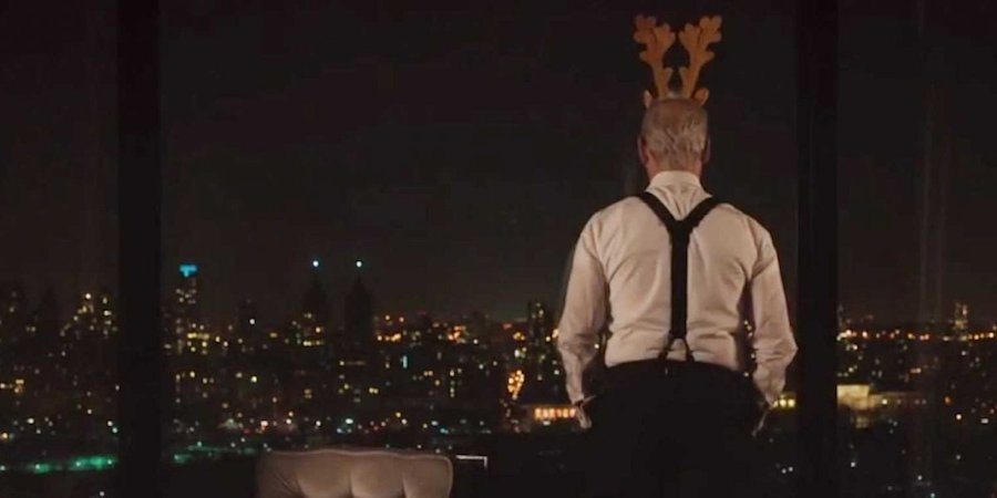 Watch Bill Murray Bring the Yuletide Cheer in the 'A Very Murray Christmas' Trailer...