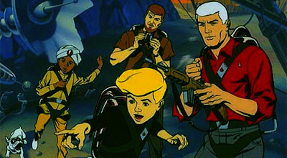 Robert Rodriguez Is Bringing Back 'Jonny Quest' and Here's Who He Should Cast...