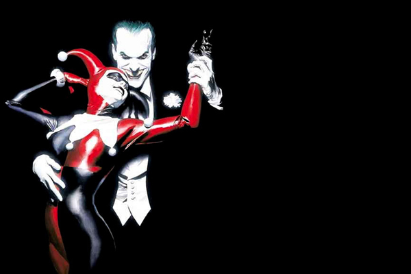 Comics on Film: The Joker & Harley Quinn - A Match Made in Hell...