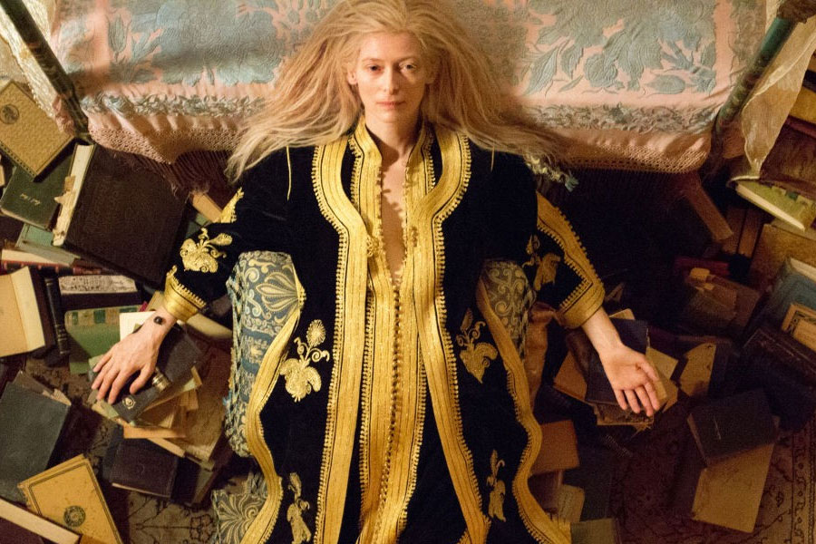 Marvel Wants Tilda Swinton To Give 'Doctor Strange' His Powers...