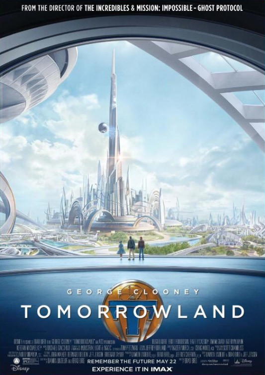 Box Office Report: 'Tomorrowland' Wins, But Watch Out for 'Fury Road'...