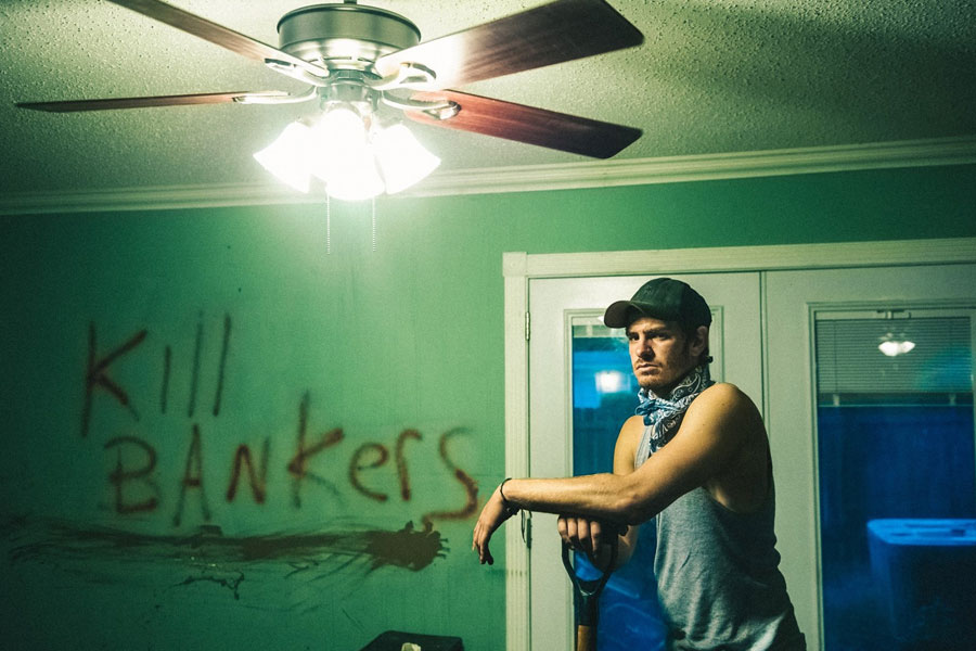 99 Homes - Andrew Garfield