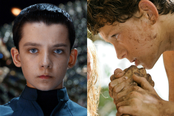 Ender's Game / The Impossible