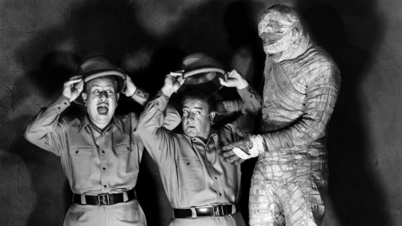abbott and costello meet the mummy trailer 1999