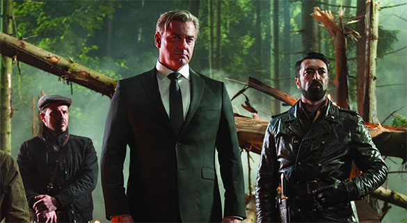 Interview: 'Big Game' Star Ray Stevenson on the Punisher, Turning Down 'Game of Thrones,' and K...