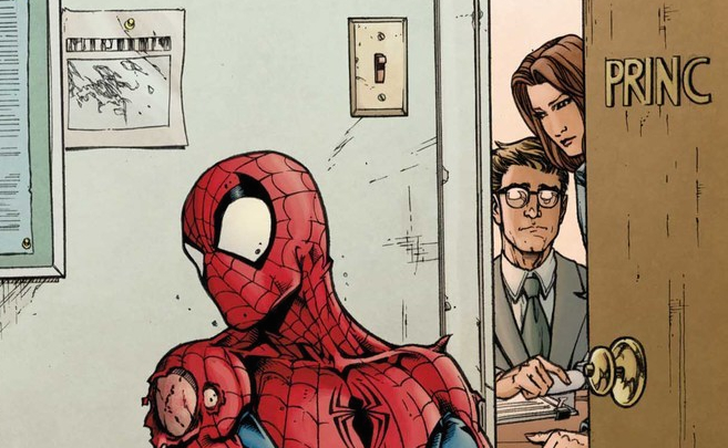 The Next Spider-Man Reboot Will Be Like a John Hughes Movie...