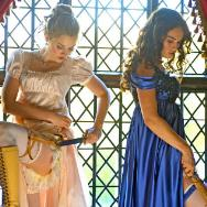New 'Pride and Prejudice and Zombies' Photos Reveal Badass Zombie Slayers