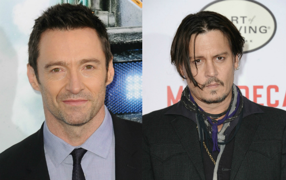 Hugh Jackman / Johnny Depp