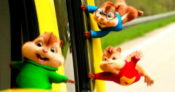 Alvin and the Chipimunks: The Road Chip