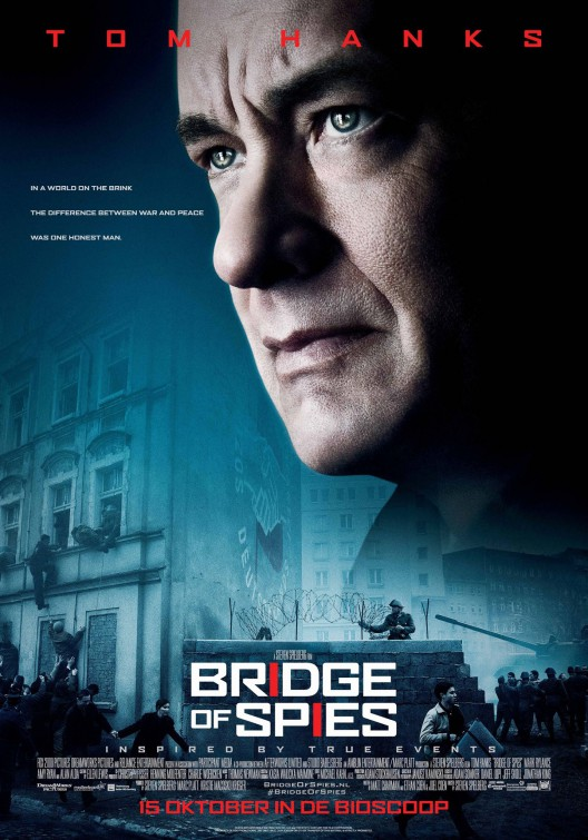 New Movie Posters Bridge Of Spies Hitman Agent 47 The