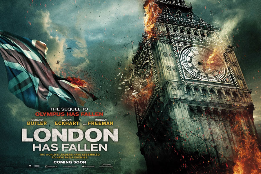 'London Has Fallen' Trailer: How Can the Same Thing Happen to the Same Guys Twice?...