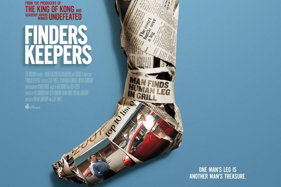 Finders Keepers documentary