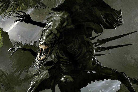 Neill Blomkamp Alien 5