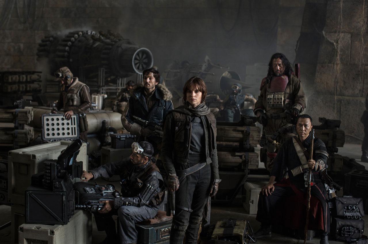 Star Wars Episode Rogue One