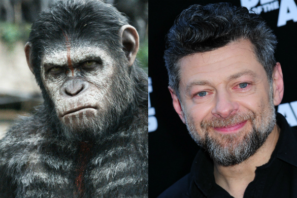 Dawn of the Planet of the Apes / Andy Serkis