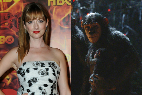 Judy Greer / Dawn of the Planet of the Apes