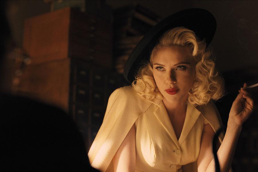 Hail Caesar Scarlett Johansson