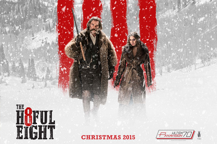 Hateful Eight 70mm