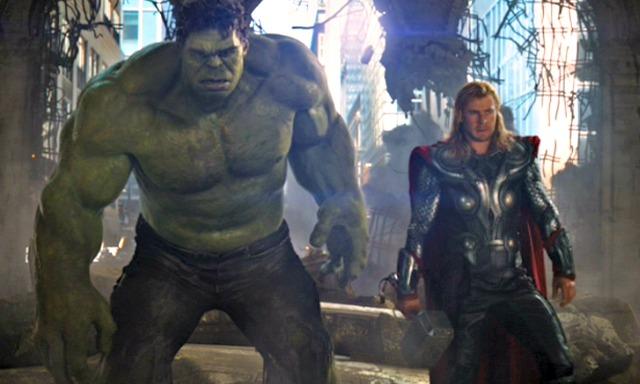 Confirmed! Mark Ruffalo's Hulk Will Join Thor in 'Thor