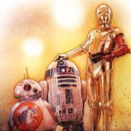 Star Wars Round-Up: C-3PO and R2-D2 Meet BB-8, J.J. Abrams Promises Few Lens Flares and More