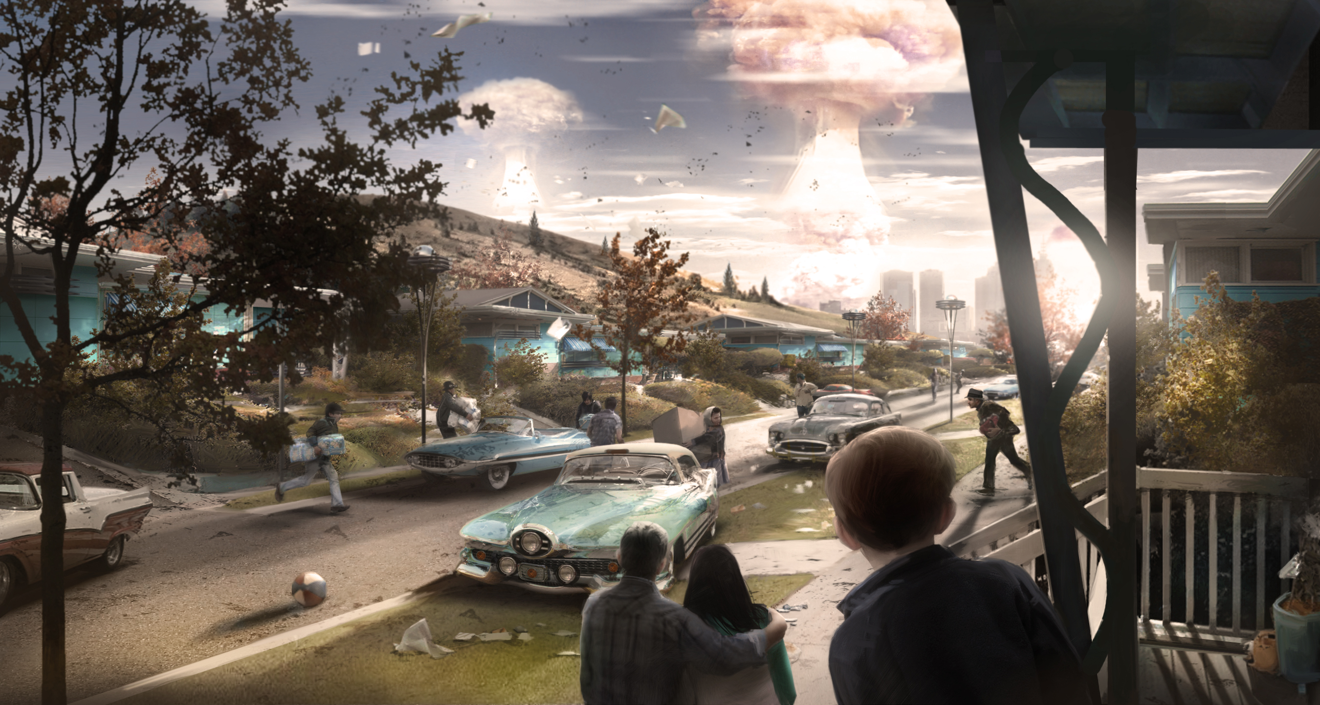 The Last Sci-Fi Blog: Okay, It's Time to Make a 'Fallout' Movie