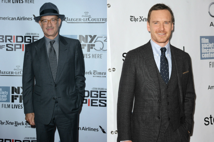 Tom Hanks / Michael Fassbender