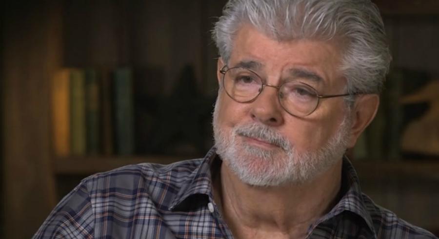 George Lucas on Charlie Rose