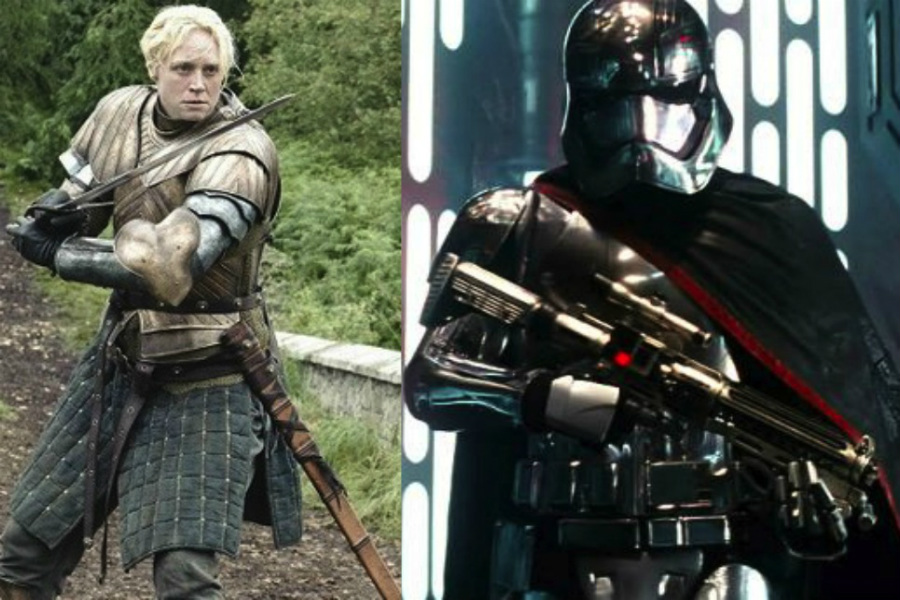 Game of Thrones / Star Wars: The Force Awakens