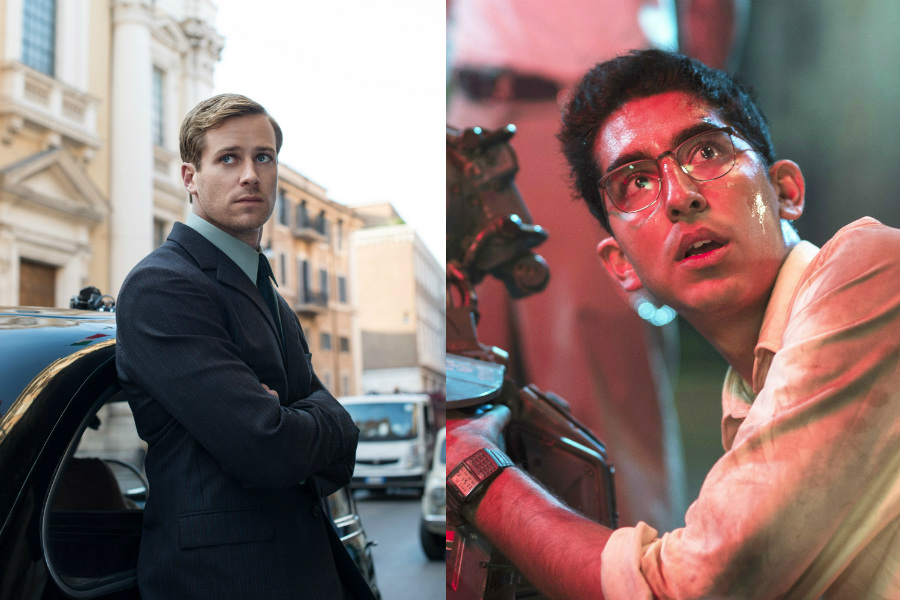 The Man From U.N.C.L.E. / Chappie