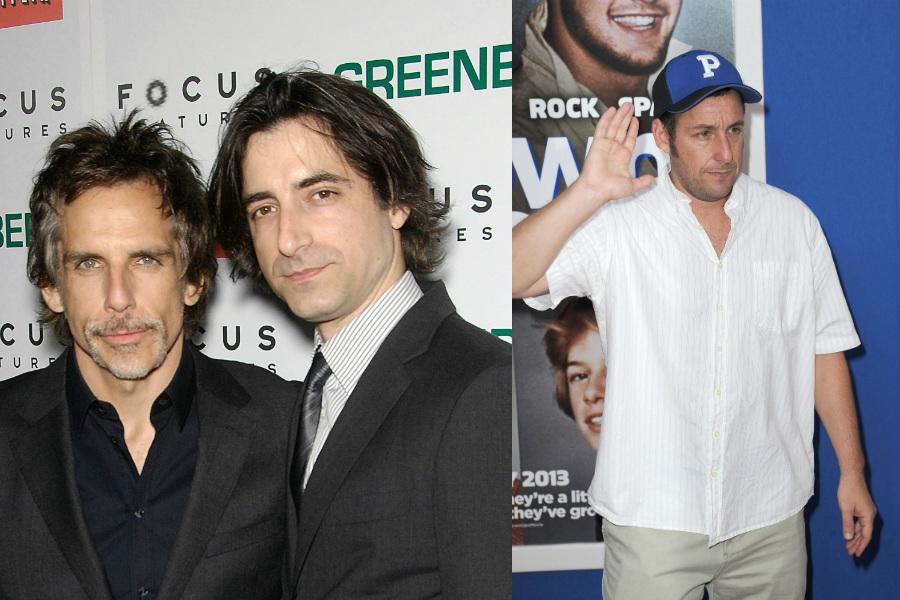 Ben Stiller / Noah Baumbach / Adam Sandler