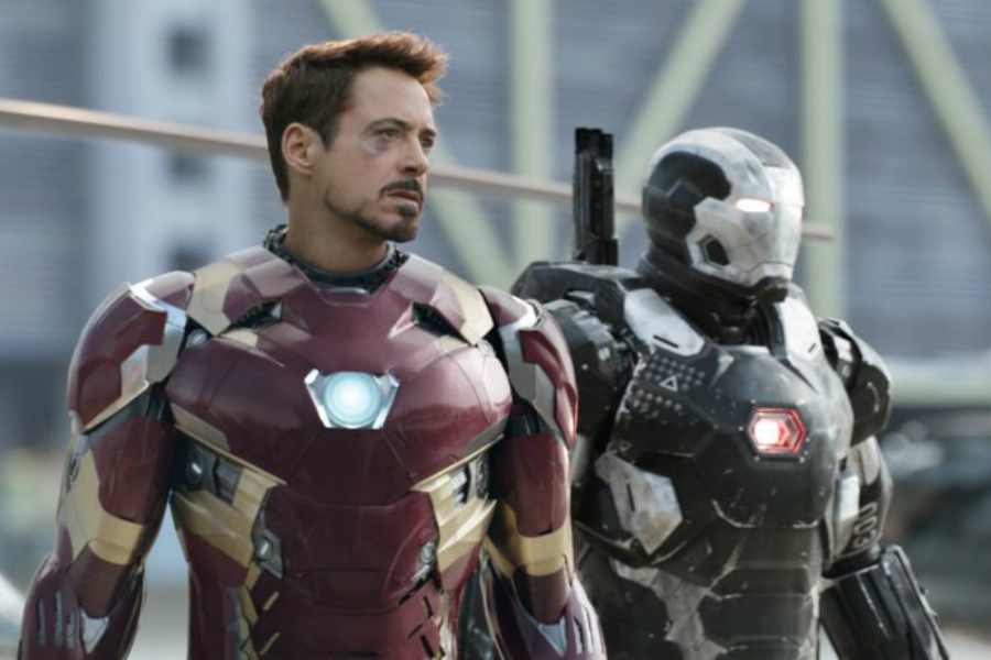 New 'Captain America: Civil War' Images Tease a Massive Battle Between Superheroes