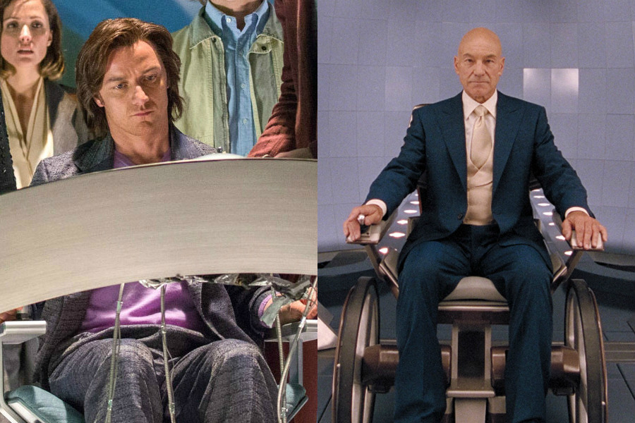X-Men: Apocalypse / X-Men: Days of Future Past