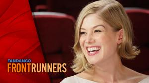 'Gone Girl's' Rosamund Pike on Playing the Twisted Amy Elliot