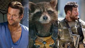Bradley Cooper Mash-Up