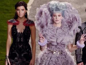 The Hunger Games: Mockingjay - Elizabeth Banks Film Fact